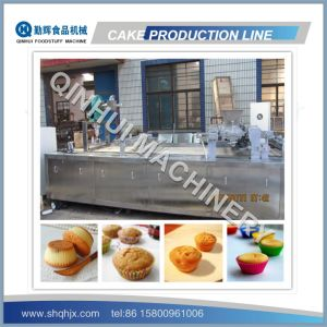 Full Automatic Cake Maker Machine pictures & photos