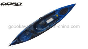 Good Quality Pedal Kayak with Rudder pictures & photos
