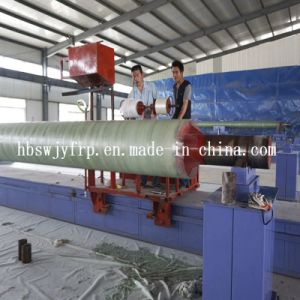 GRP FRP Composite Winding Machine for FRP Water Pipe pictures & photos