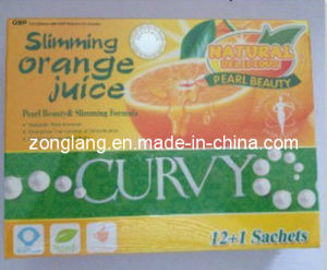 Orange Juice Curvy Electuary Slimming Tea pictures & photos