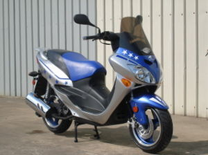 Powerful Gas Scooter 125cc 150cc (HD150T-WR) pictures & photos