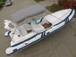 Boat with CE (RIB730C)