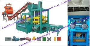 Qt4-20A Multi-Function Automatic Cement Brick Block Making Machine pictures & photos