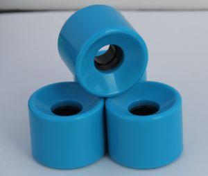 65X51mm 78A 801c Blue Professional Long Board Wheels Skateboard Wheels