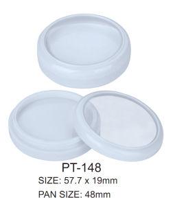 Round Plastic Cosmetic Jar PT-148 pictures & photos