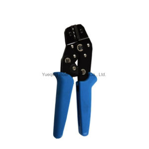 Automotive Flag Terminal Gutter Crimping Tool pictures & photos