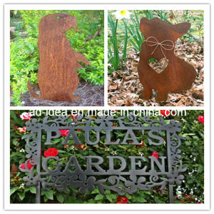 Rust Metal Laser Cut Art and Garden Yard Decorate pictures & photos