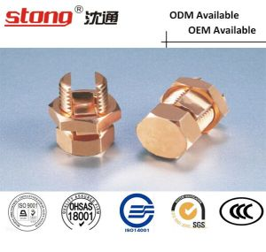 T/J Series Copper Bolt Connector Wire Terminal Joint pictures & photos