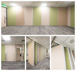 Acoustic Partition Wall for Hotel/Conference Room/Banquet Hall pictures & photos
