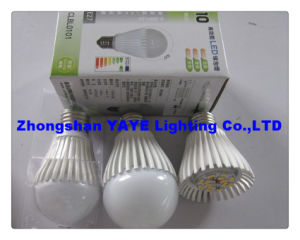 Yaye Top Sell SMD 9W LED Bulb/E27/B22 LED Bulb Lamp with Warranty 2 Years (YAYE-GDLB9WA) pictures & photos