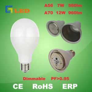 7W A56 570lm Dimmable Pf0.95 LED Bulb