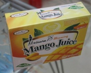 Leisure 18 Slimming Mango Juice Weight Loss pictures & photos