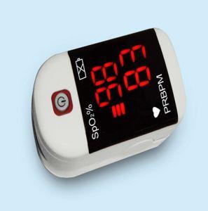 Fingertip Pulse Oximeter Handheld ECG Monitor C21 pictures & photos