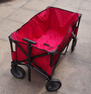 Factory Outlet Folding Utility Folding Wagon Multi Direction Folding Wagon pictures & photos