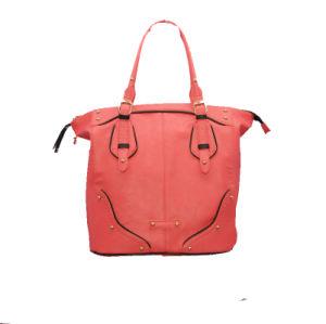2015 Fashion Leisure Style Design PU Lady Handbag