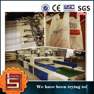 Fully Automatic T-Shirt Bag Making Machine (DFQ) pictures & photos