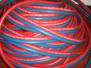 Flexible Twin Line Welding Hose