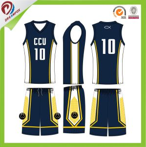 Custom Any Color Basketball Uniform Design Sublimated pictures & photos