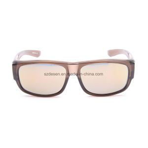 High Quality Round Frame Antique Acetate Sunglasses pictures & photos