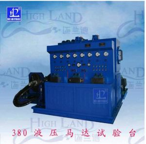Advanced Technology Comprehensive Hydraulic Pump/Motor/Vale Testing Table pictures & photos