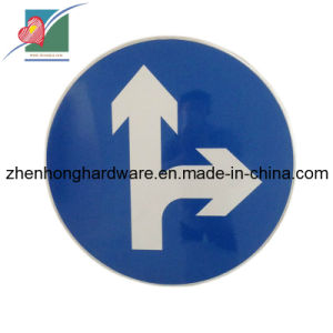 Corrosion-Resistance Zinc Coated Aluminum Traffic Signs (ZH-TS-006)