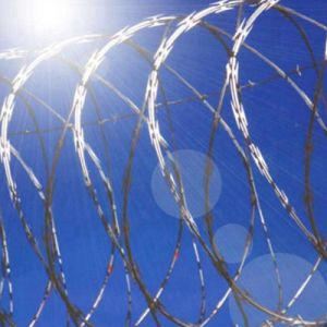 Competitive Good Quality Concertina Razor Wire pictures & photos
