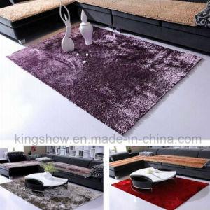 Home Tufted Microfiber Chenille Bath Rug Floor Carpet Mat (120*170)