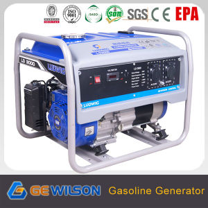 3000W Petrol Portable Generator Made in China pictures & photos