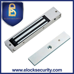 Reliable 600lbs/280kg Electro Magnetic Lock with Feedback & Timer