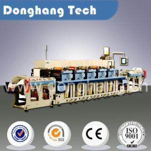 High Speed Automatic Tissue Paper Flexo Printing Machine