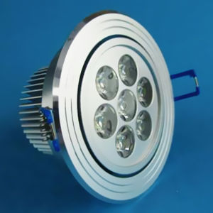7W High Power LED Downlights pictures & photos