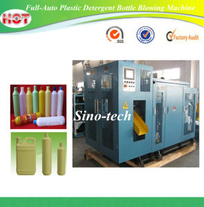 Full-Auto Plastic Detergent Bottle Blowing Machine pictures & photos