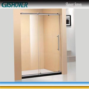 Sliding Tempered Glass Shower Door (BP0821) pictures & photos