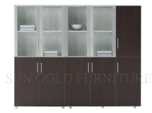 Ikea Style Minimalist Wooden Bookshelf (SZ-FC050) pictures & photos