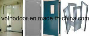 UL Certified Steel Fire Door with 3.0 Hours pictures & photos