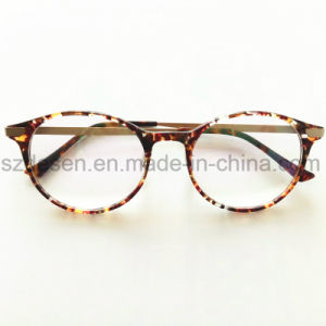 Newest Product Vintage HD Acetate Super Light Eyewear Optical Frame pictures & photos
