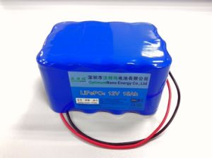 12V 15ah LiFePO4 Battery for Stage Light pictures & photos