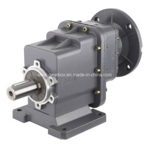 Src Helical Gearbox with Shaft pictures & photos