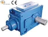 B Series Bevel-Helical Right Angle Shafts Gear Box