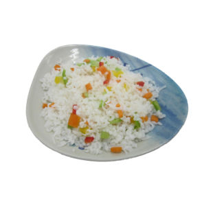 Wheat Free Nop Ec Organic Pure Konjac Rice pictures & photos
