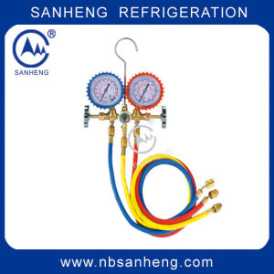 Manifold Gauge with High Quality (Sh-M536A) pictures & photos