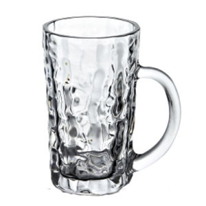 400ml Beer Glass Mug with Handle pictures & photos