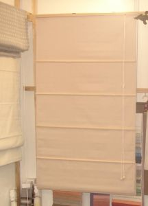 Chain Controlled Roman Windows Shades with Manual Fire Retardant, Tc Fabric pictures & photos