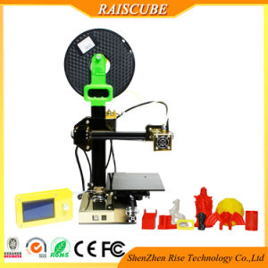 Raiscube Aluminum Cantilever Mini Portable Fdm Desktop 3D Printer Machine pictures & photos
