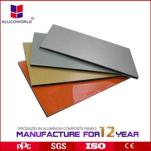 Alucoworld Good Quality Aluminum Composite Panels Extrusions pictures & photos