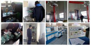 Toughened Glass Insulator/U70bp, U120bp, U160bp/Cap and Pin Type Insulator pictures & photos