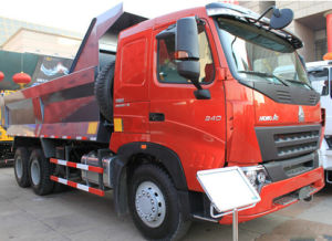Sinotruk HOWO A7 6X4 340HP Tipper Truck Dump Truck pictures & photos