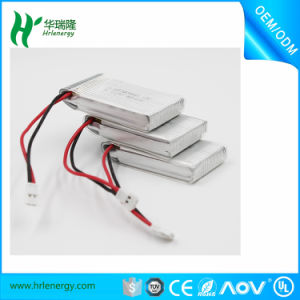High-Rate Discharge 903048 3.7V 900mAh 15c Lithium Li-ion Polymer Battery pictures & photos