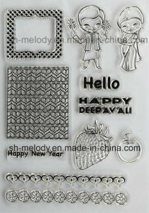 Cute Clear Stamp for Scrapbooking and DIY Projects pictures & photos