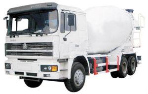 Hoka 6X4 336HP Concrete Mixer Truck pictures & photos